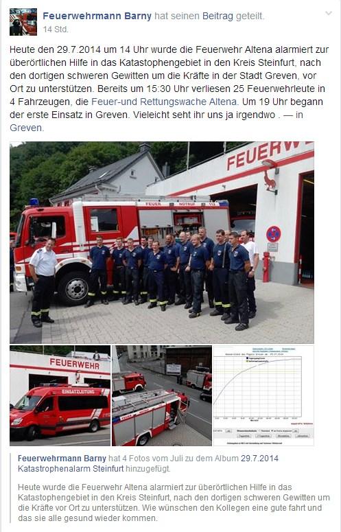 Feuerwehrmann Barny