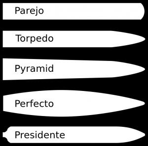 Cigarrenformen